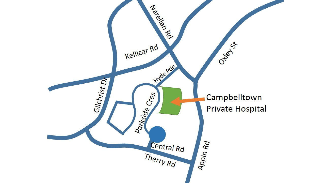 campbelltown private hospital